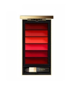 Color Riche La Lip Palette / Red -